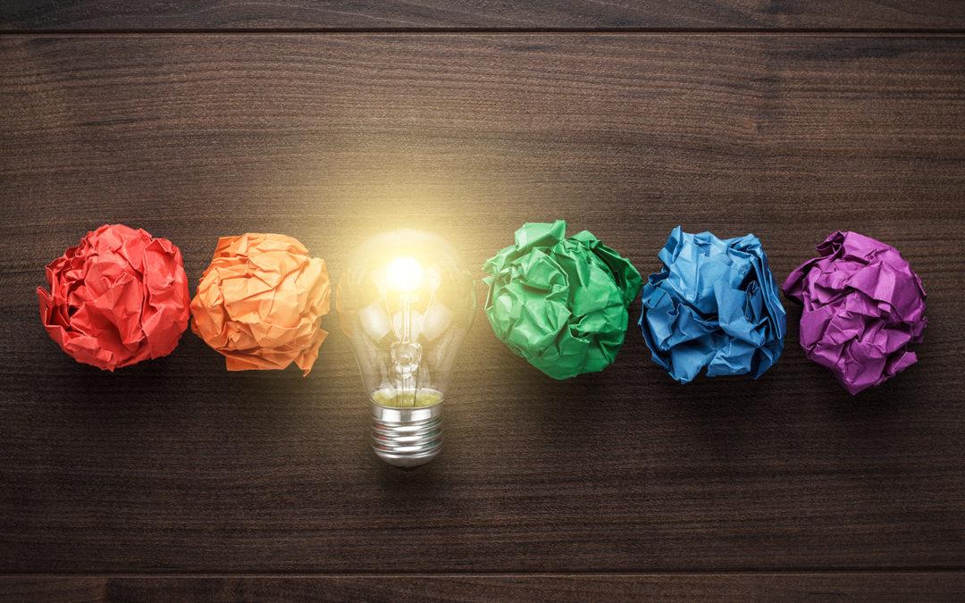 Brainstorm: Dê asas à sua imaginação