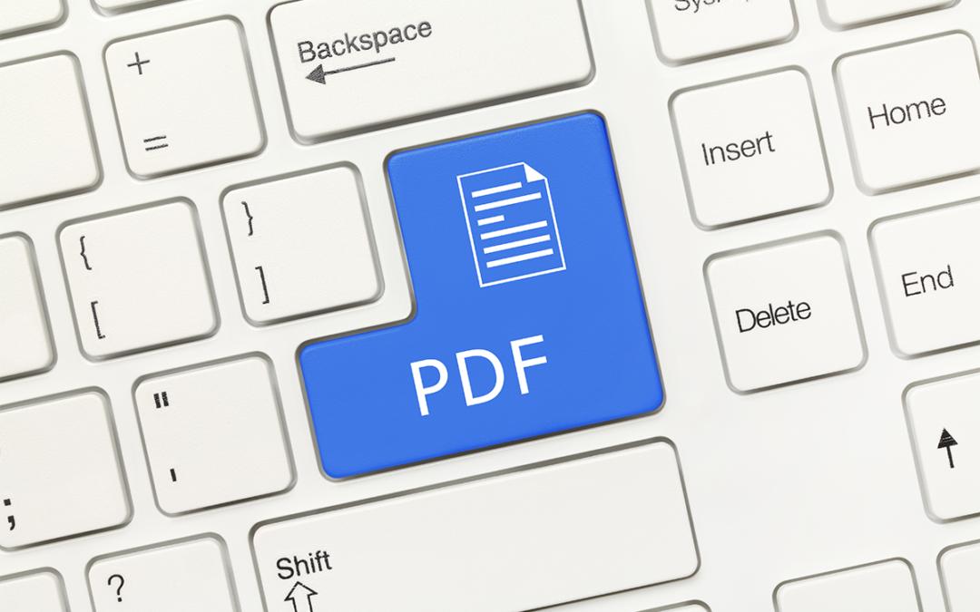 Como exportar PDF/X-1a