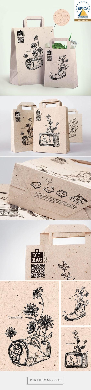 A sacola certa para o seu produto. Foto: Divulgação Pinterest