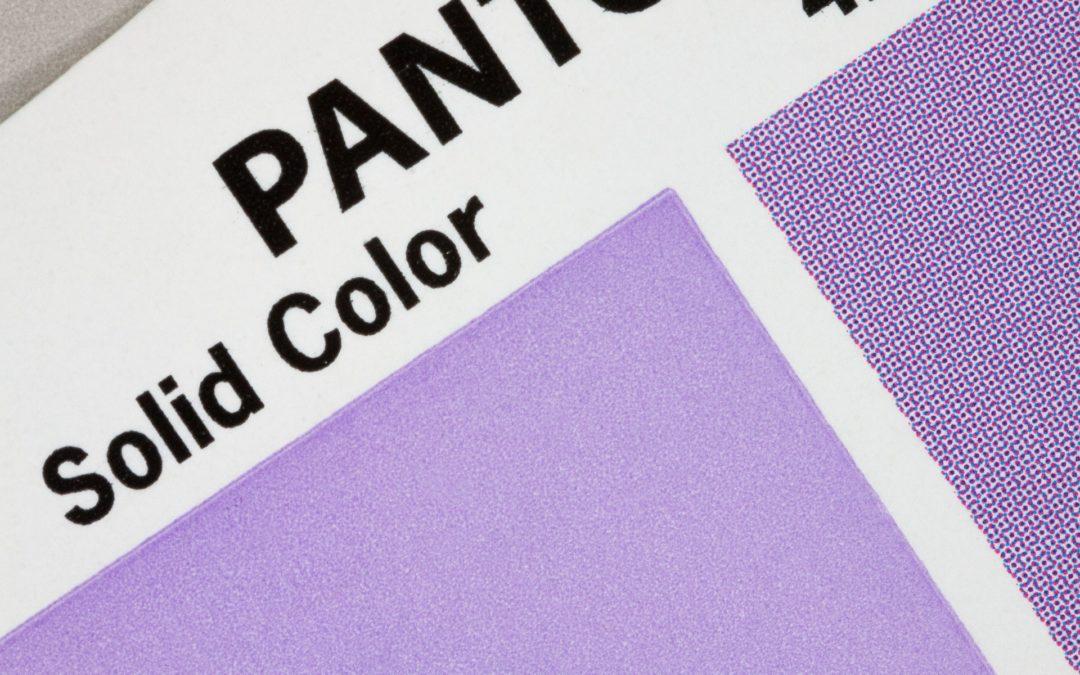 Como usar as cores no design gráfico