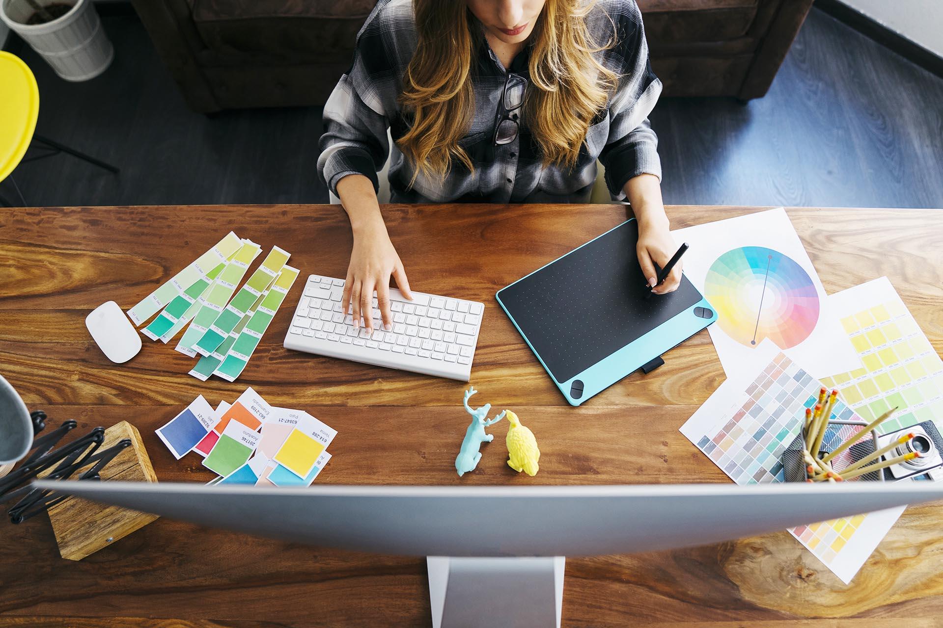 Melhores bancos de imagens para designers