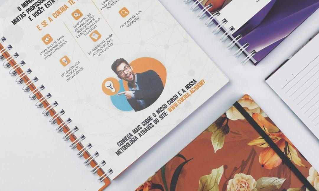 📌 Planners: Organização, estilo e sua marca em evidência