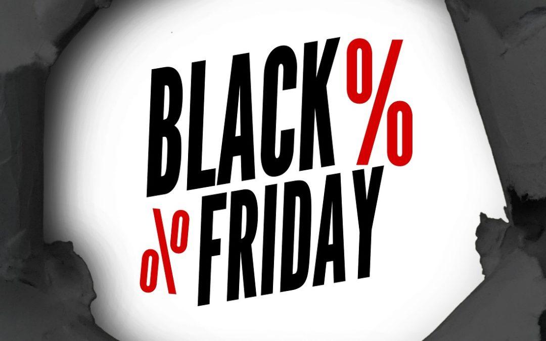 A Black Friday está chegando