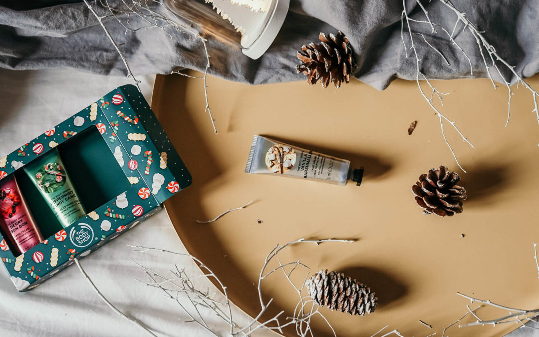 Inspiração de Natal para embalagens
